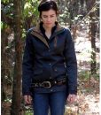Maggie Greene The Walking Dead Lauren Cohan Field Jacket
