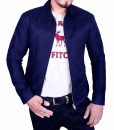 Mens Casual Slimfit Jacket