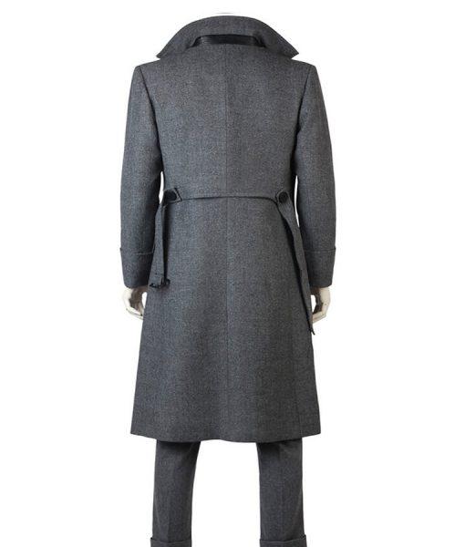 Newt Scamander Eddie Redmayne Grey Coat