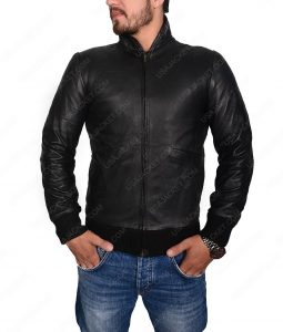 Rocky Balboa Rocky 2 Black Leather Jacket