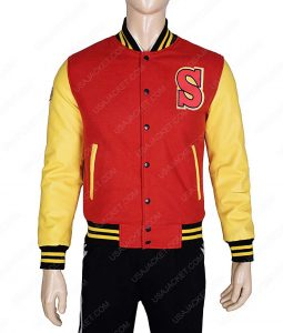 Clark Kent Smallville Tom Welling Crows Varsity Jacket