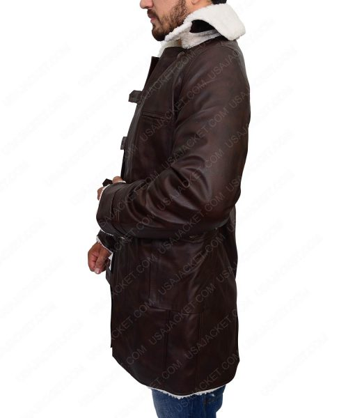 Bane Tom Hardy PU Coat