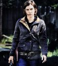 The Walking Dead Lauren Cohan Cotton Field Jacket