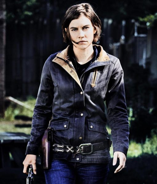 The Walking Dead Maggie Greene Jacket