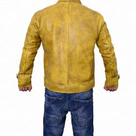 Roy Miller Knight And Day Tom Cruise Leather Jacket