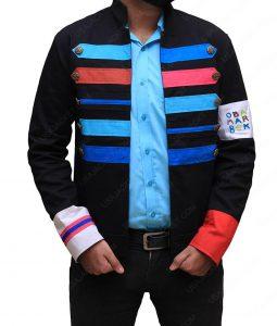 Chris Martin Viva La Vida Military Cotton Jacket