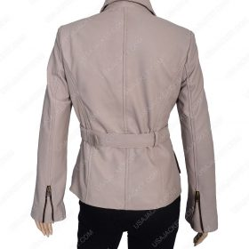 Four Pocket Cotton Jacket For Womens