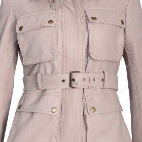 Womens Four Pocket Cotton Jacket