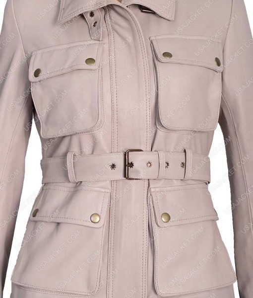 Womens Four Pocket Cotton Jacket