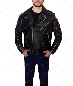 Springsteen Motorcycle Jacket