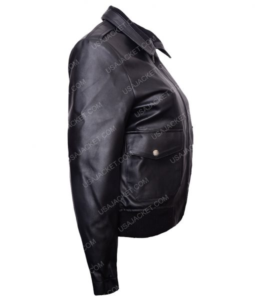 Agents of Shield Skye Leather Jacket