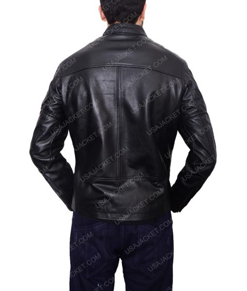 Star Trek Captain Kirk Café Racer Jacket