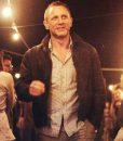 Daniel Craig James Bond Leather Jacket