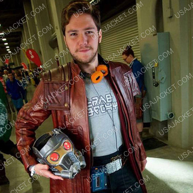 Guardians Of The Galaxy Vol 2 Star Lord Trench Coat