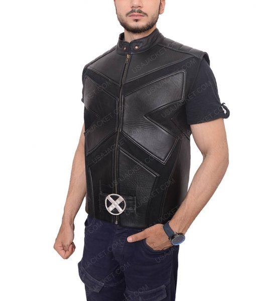 Hugh Jackman X Men Black Vest