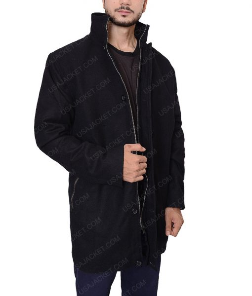 Howard Silk Counterpart J.k. Simmons Coat
