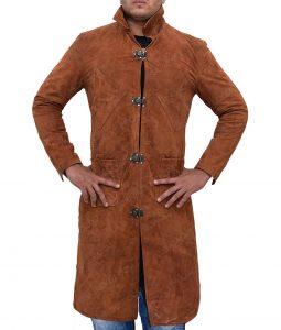 Jamie Foxx Robin Hood Little John Suede