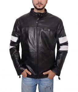 John Wick 2 Keanu Reeves Slimfit Black Jacket