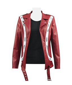 Ready Player One Art3mis leather Jacket