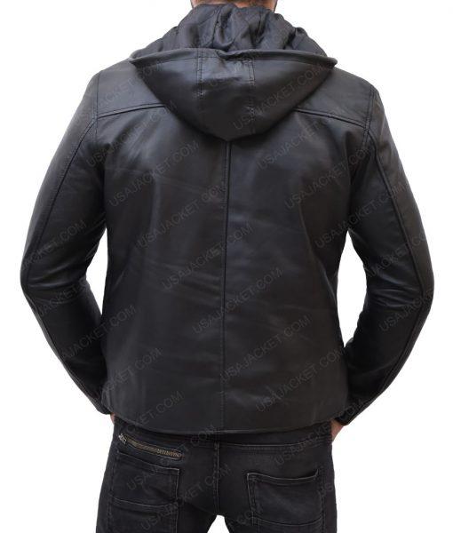 Robin Hood Taron Egerto Hooded Jacket