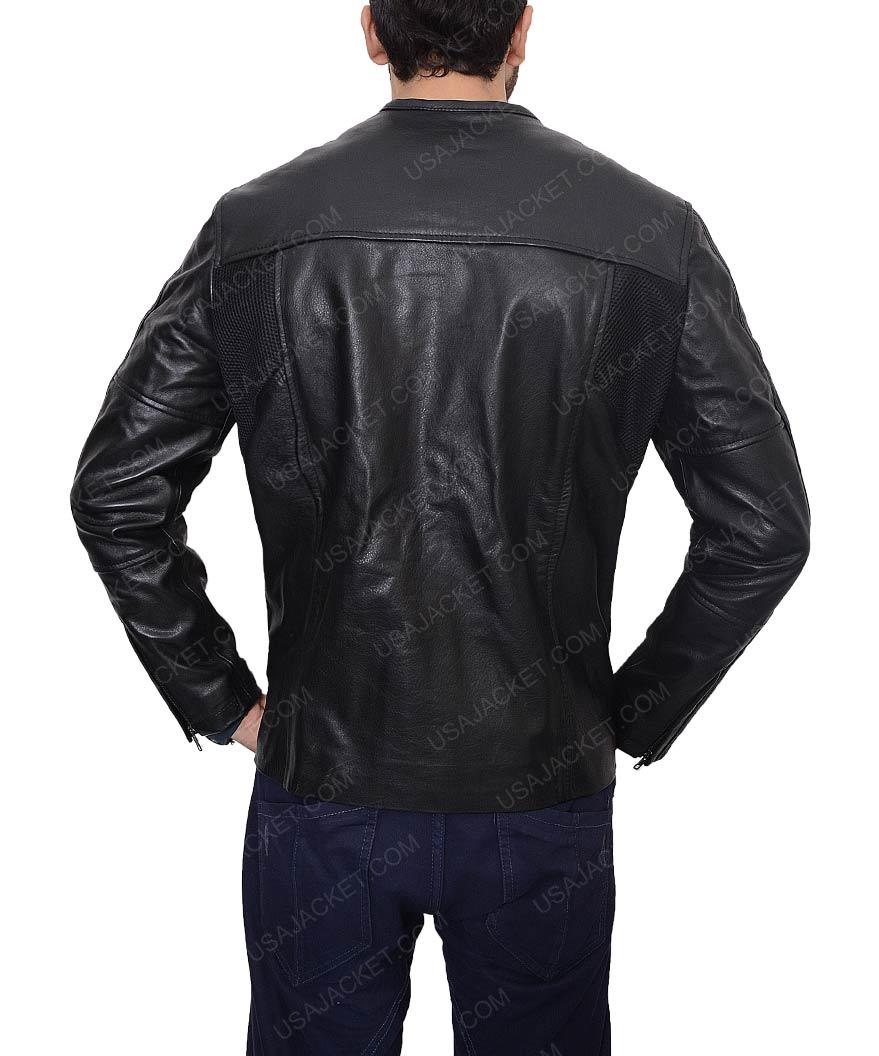 a1bdd4468 Roland Sands Slimfit Biker Jacket