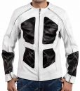 Shatterstar Deadpool 2 Leather Jacket