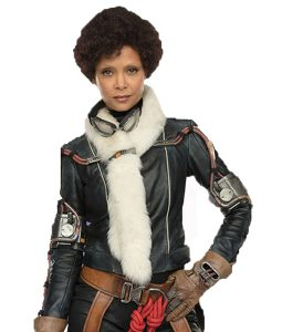 Thandie Newton Solo A Star Wars Story Val Leather Jacket