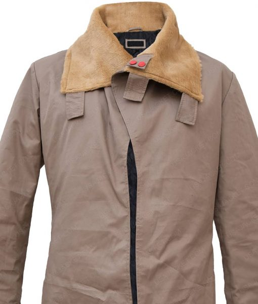 Woody Harrelson Trench Coat