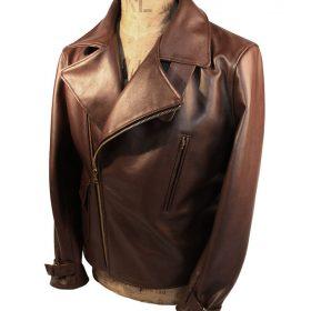Captain America WW2 Brown Jacket