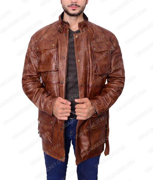 The Curious Case of Benjamin Button Jacket