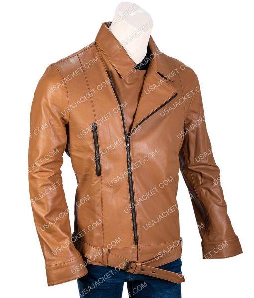 The Persuaders Wilde Brown Jacket