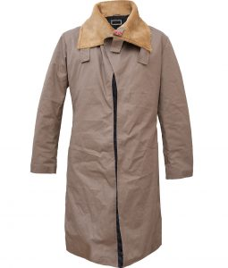 Star Wars Story Woody Harrelson Cotton Coat