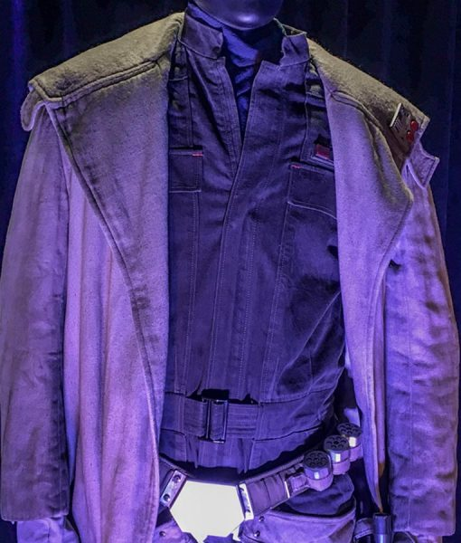 Solo A Star Wars Story Woody Harrelson Jacket