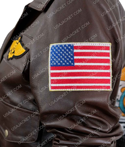Carol Danvers Flight Jacket