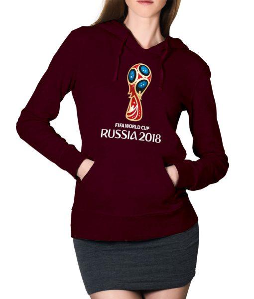 Russia Football Worldcup Hoodie