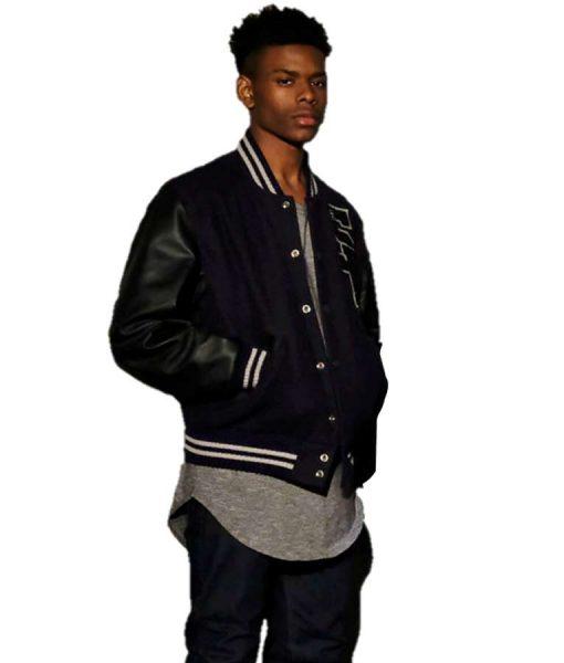 Aubrey Joseph Cloak & Dagger SP Logo Jacket