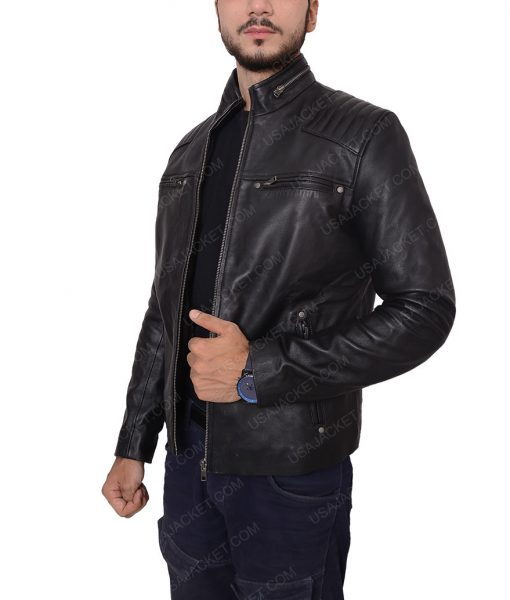 Riverdale Chuck Clayton Jordan Calloway Black Jacket