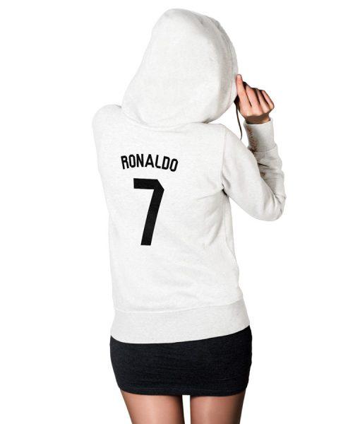 Cristiano Ronaldo Fans Hoodie