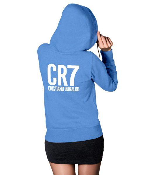 Cristiano Ronaldo CR7 logo Pullover Hoodie