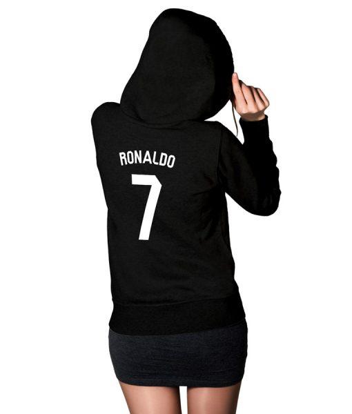 Cristiano Ronaldo Fans No 7 Logo