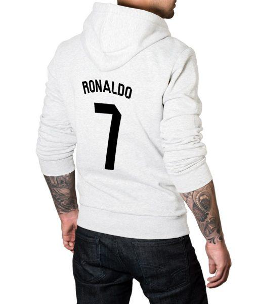 ristiano Ronaldo No 7 Hoodie