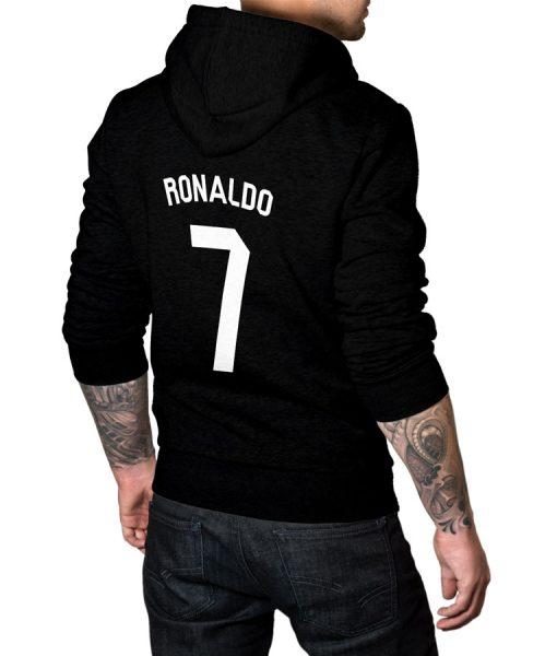Cristiano Ronaldo Pullover Hoodie