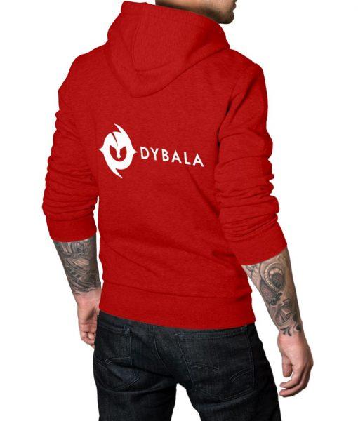 Paulo Dybala Vector Hoodie