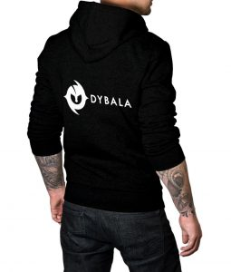 Dybala Logo Pullover Hoodie