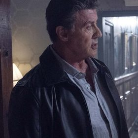 Escape plan 2 Ray Breslin Sylvester Stallone leather Jacket