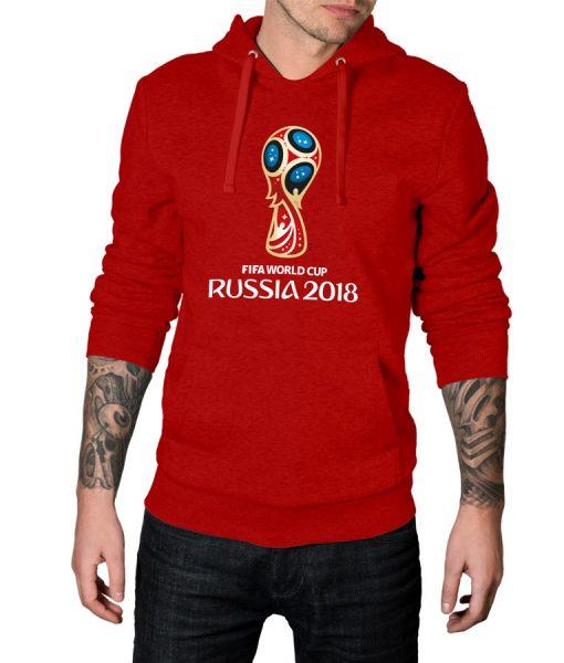 2018 Fifa Logo Hoodie