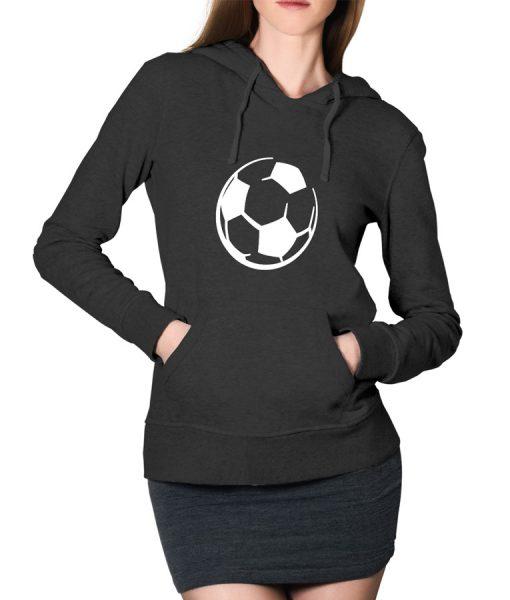 2018 Football Logo Hoodie