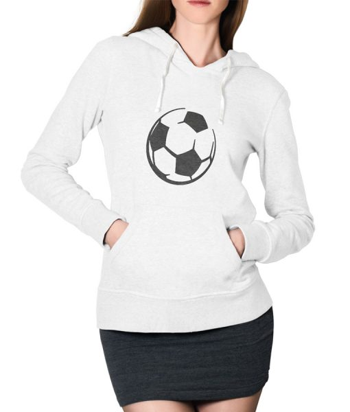 Fifa WorldCup Fans Russia 2018 Football Logo Hoodie