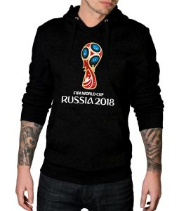 Fifa WorldCup 2018 Logo Hoodie