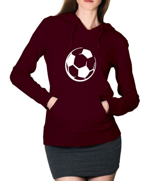 Fifa WorldCup Russia 2018 Football Logo Hoodie